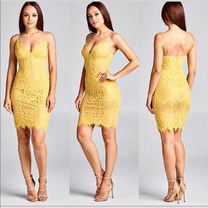 NWT $110 For Love Lace Strap Bodycon Mini Dress